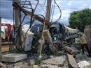 Xe tải gây tai nạn làm 2 người thương vong, khoảng 600 hộ dân mất điện