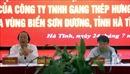 Đánh giá xả nước thải sau xử lý của Công ty Gang thép Hưng Nghiệp Formosa