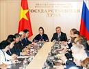 Kết quả Phiên họp lần thứ nhất Ủy ban hợp tác liên nghị viện Việt - Nga