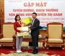 Ý chí vươn lên của 'cô bé hạt tiêu' Nguyễn Thị Oanh