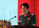 Đoàn Cán bộ chính trị cấp cao Quân đội Nhân dân Việt Nam thăm chính thức CHDCND Lào và Vương quốc Campuchia