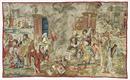 Lần đầu tiên trưng bày tấm thảm huyền thoại của Vua Anh Henry VIII