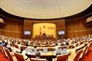 Ngày 22/10, khai mạc Kỳ họp thứ 6, Quốc hội khóa XIV