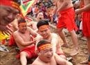 Bảo tồn nghi lễ và trò chơi kéo co ngồi đền Trấn Vũ