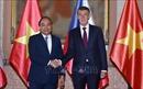 Truyền thông Séc đánh giá cao chuyến thăm của Thủ tướng Nguyễn Xuân Phúc