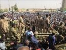 Quân đội Sudan cam kết chuyển giao quyền lực