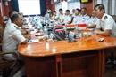 Ấn Độ tập trận hải quân lần đầu tiên với Thái Lan và Singapore
