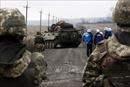 Ukraine tuyên bố hoàn tất rút quân theo thỏa thuận ở miền Đông
