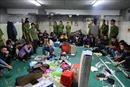 Triệt phá sới bạc quy mô lớn tại Vĩnh Phúc, tạm giữ 52 đối tượng