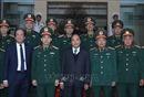 Thủ tướng thăm, kiểm tra công tác trực, sẵn sàng chiến đấu của Tổng cục II