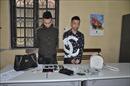 Hai đối tượng gây ra hàng loạt vụ cướp giật tại thành phố Hải Dương sa lưới