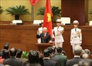 Tổng thống và hai Đảng Cộng sản Ấn Độ chúc mừng Tổng Bí thư Nguyễn Phú Trọng được bầu làm Chủ tịch nước