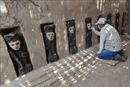 Phát hiện hàng chục tượng thần 750 năm tuổi tại thành cổ Chan Chan, Peru
