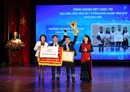 Trao giải cuộc thi 'Học sinh, sinh viên với ý tưởng khởi nghiệp - SWIS 2018'