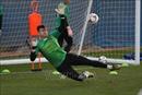 Đội tuyển Việt Nam luyện 'không chiến' trước trận gặp Jordan