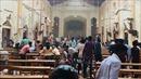 Hàng loạt vụ nổ ở Sri Lanka: Số nạn nhân thiệt mạng lên tới 185 người