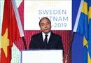 Thủ tướng Nguyễn Xuân Phúc dự Diễn đàn Doanh nghiệp Việt Nam - Thụy Điển