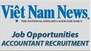 Báo Việt Nam News tuyển dụng nhân sự