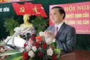 Đồng chí Nguyễn Khắc Định giữ chức Bí thư Tỉnh ủy Khánh Hòa