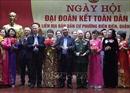 Thủ tướng Nguyễn Xuân Phúc dự Ngày hội Đại đoàn kết toàn dân tộc tại Hà Nội