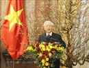 Phát biểu của Tổng Bí thư, Chủ tịch nước chúc Tết lãnh đạo, nguyên lãnh đạo Đảng, Nhà nước