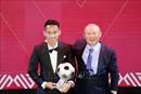 Đỗ Hùng Dũng và Huỳnh Như giành Quả bóng vàng Việt Nam 2019