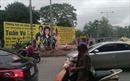 EVN Hà Nội lên tiếng vụ nổ bốt điện khiến một người bị thương