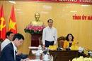 Ông Nguyễn Đình Khang giữ chức Bí thư Đảng đoàn Tổng Liên đoàn Lao động Việt Nam