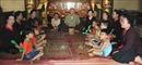 Nhiều khó khăn trong bảo tồn nghệ thuật hát trống quân Bùi Xá