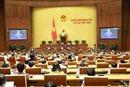 Kỳ họp thứ 8, Quốc hội khóa XIV: Thông cáo báo chí số 3