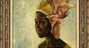 Tranh của danh họa bậc thầy Nigeria lên giá triệu USD nhờ Google