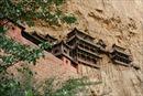 Chiêm ngưỡng kỳ quan kiến trúc chùa Huyền Không tại Trung Quốc