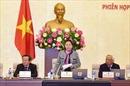Khai mạc Phiên họp thứ 31 của Ủy ban Thường vụ Quốc hội khóa XIV