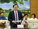 Phó Thủ tướng Vương Đình Huệ: Tham nhũng vặt như tổ mối trong thân đê