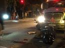 Hỗn chiến giữa tài xế container và người đi xe máy, 2 người thương vong