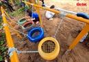 'Biến' bãi rác thành sân chơi cho trẻ ở TP Hồ Chí Minh