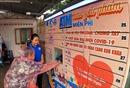 'ATM nhu yếu phẩm' miễn phí dành cho người có hoàn cảnh khó khăn tại TP Hồ Chí Minh