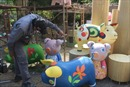 Rộn ràng đường hoa Tết tại TP Hồ Chí Minh