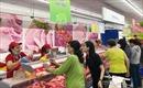 Thịt lợn ế ẩm tại chợ truyền thống, tiêu thụ tốt trong siêu thị