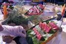 Trình diễn các món ngon từ cá ngừ đại dương