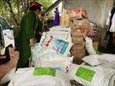 Mua bột ngọt Trung Quốc về làm giả nhãn hiệu Miwon, Knorr bán ra thị trường