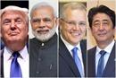 Thấy gì qua cuộc gặp của 'Bộ Tứ' Mỹ, Ấn Độ, Nhật Bản và Australia tại Singapore?
