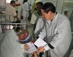 Vụ nổ lò bảo ôn tại Thái Bình: Do sự cố kỹ thuật