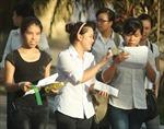 Kết thúc kỳ thi ĐH, CĐ đợt 3:  91 thí sinh vi phạm bị xử lý kỷ luật