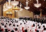 Lễ cưới lung linh của Hoàng gia Brunei