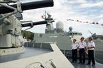 Hải quân Việt Nam làm chủ tàu chiến hiện đại