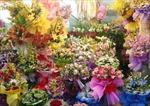 Giá hoa không biến động nhiều