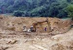 Khai thác trái phép khoáng sản ở Cà Mau vẫn diễn biến phức tạp