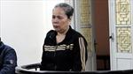 Bà già 61 tuổi nhận án vì lừa đảo 'chạy' việc