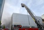 Cháy lớn tại quán bar Barocco